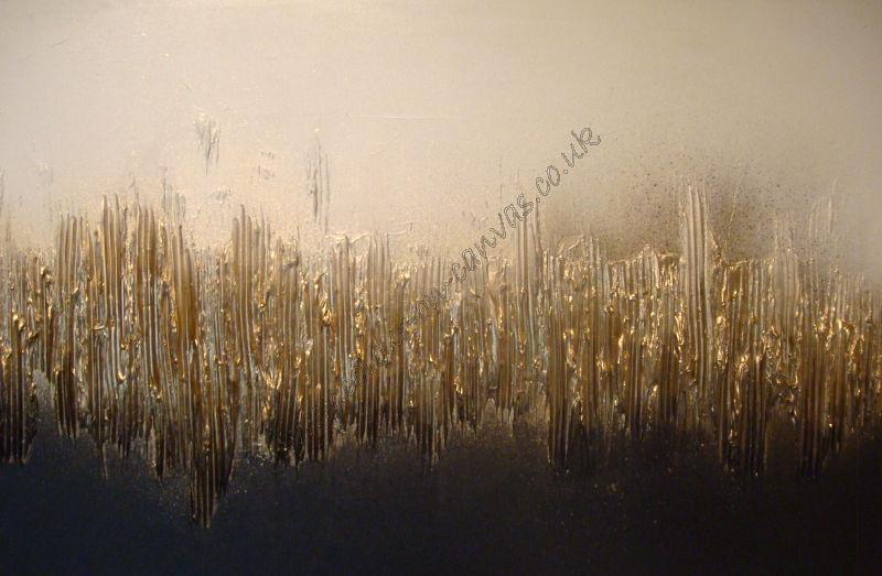 'Golden Grains - Black'