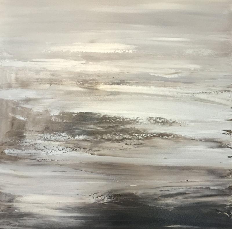 'Reflective 2 - Greys/Brown'