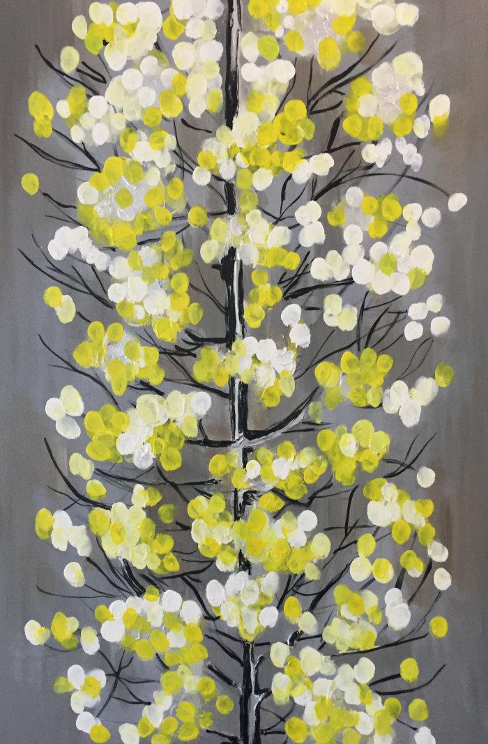 'Blossom - Yellow'
