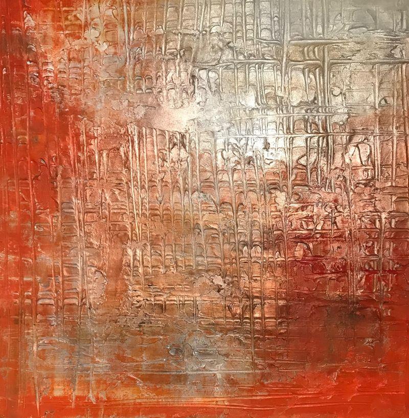 'Constitution - Orange'