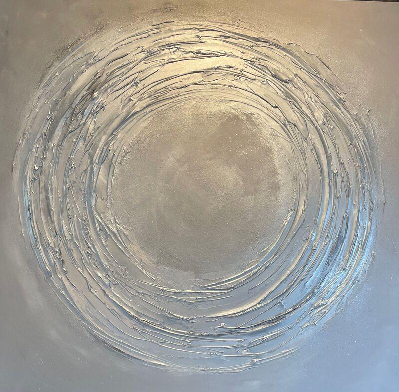 silver canvas