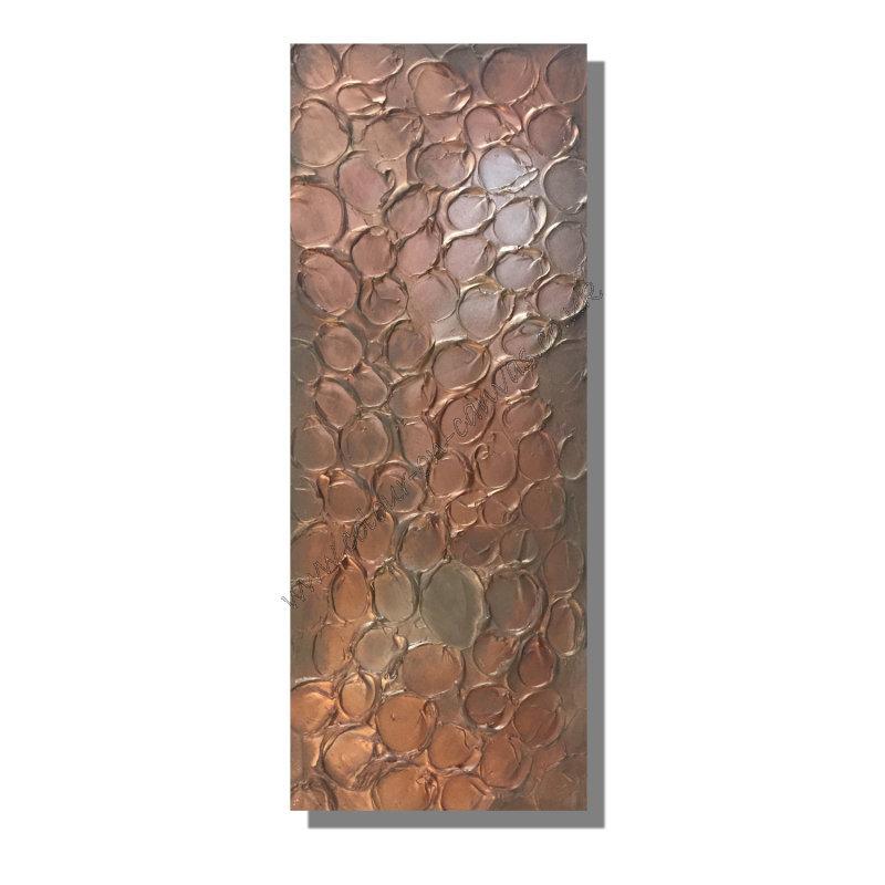 'Bubbles - Copper.Grey'