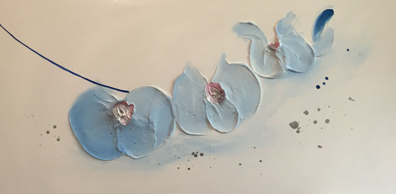 'Pale Blue Orchids'