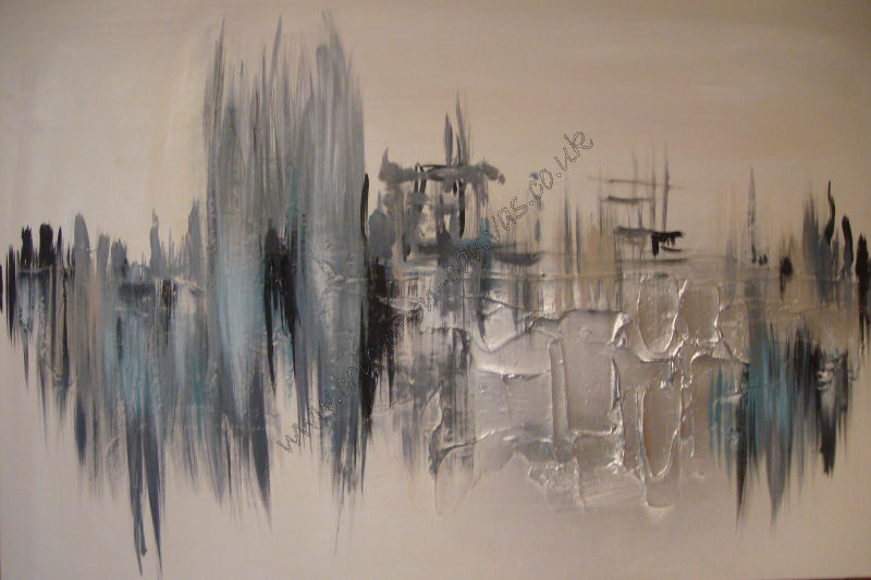 'Paint The Town (Greys & Duckegg)'