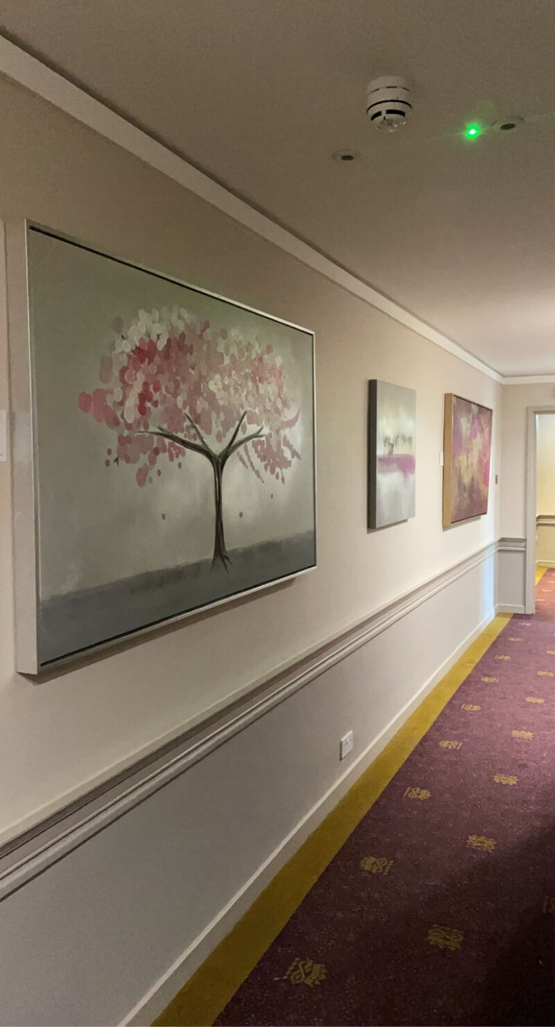 hotel corridor 3