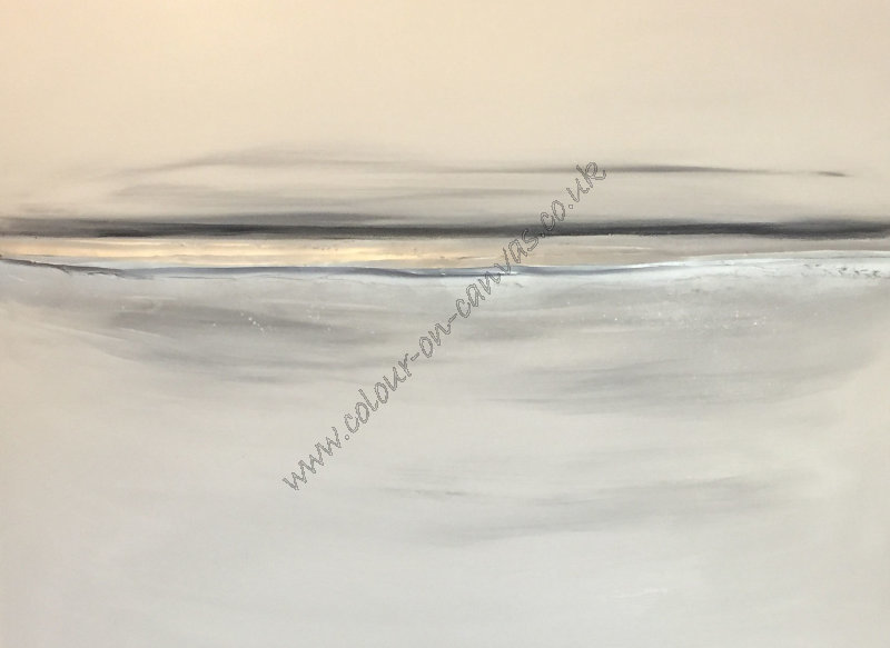 'Stormy Horizon - Silver'