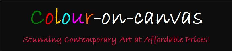 Contemporary canvas art   Canvas artwork