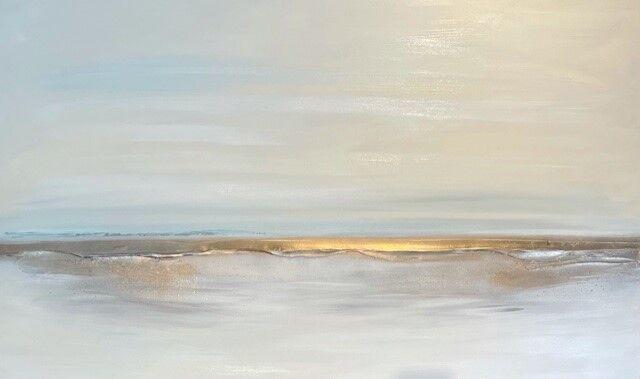 'Shimmering Coastline'