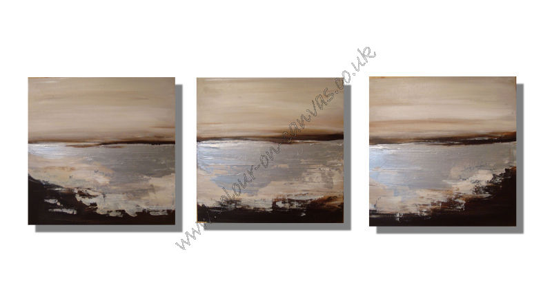 'Coastline - Set of 3'