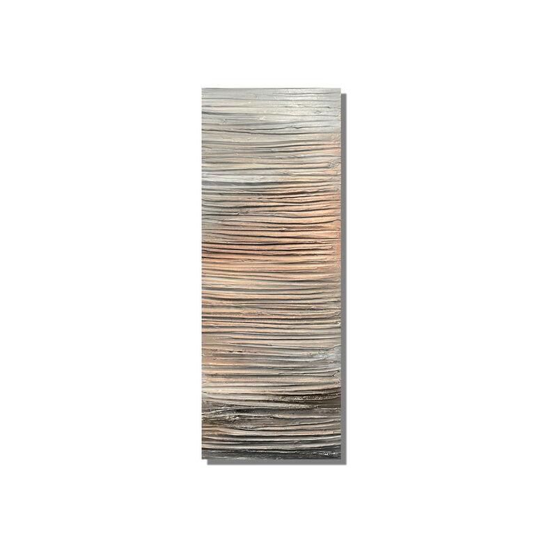 'Copper Stripes' 102x40cm £105