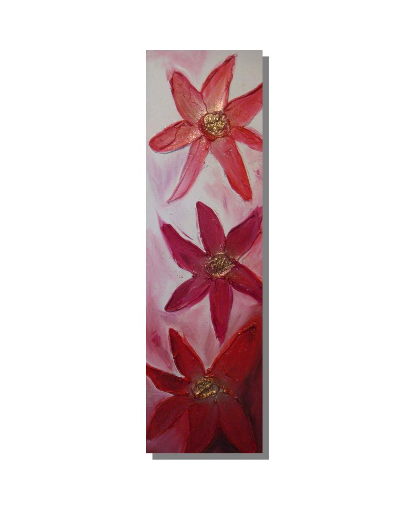 'Blush (3 Flowers)'