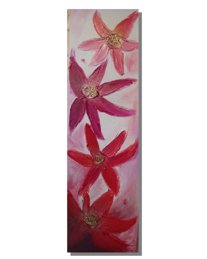 'Blush (4 Flowers)'