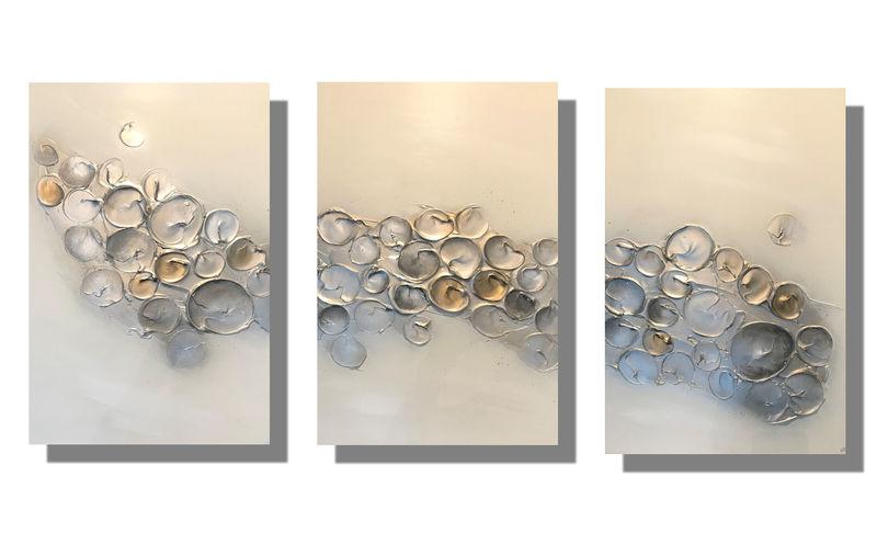 set of canvas wall art
