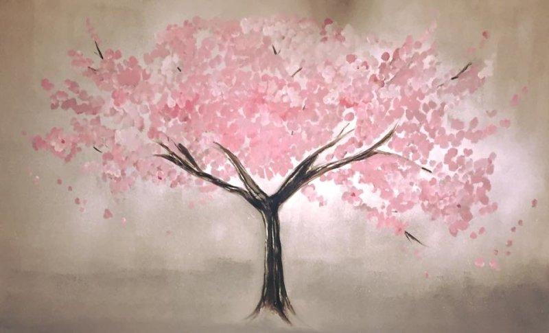 'Cherry Blossom Tree'