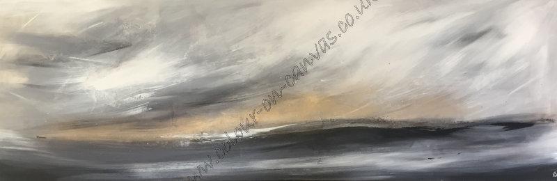 'Turbulent Skies'