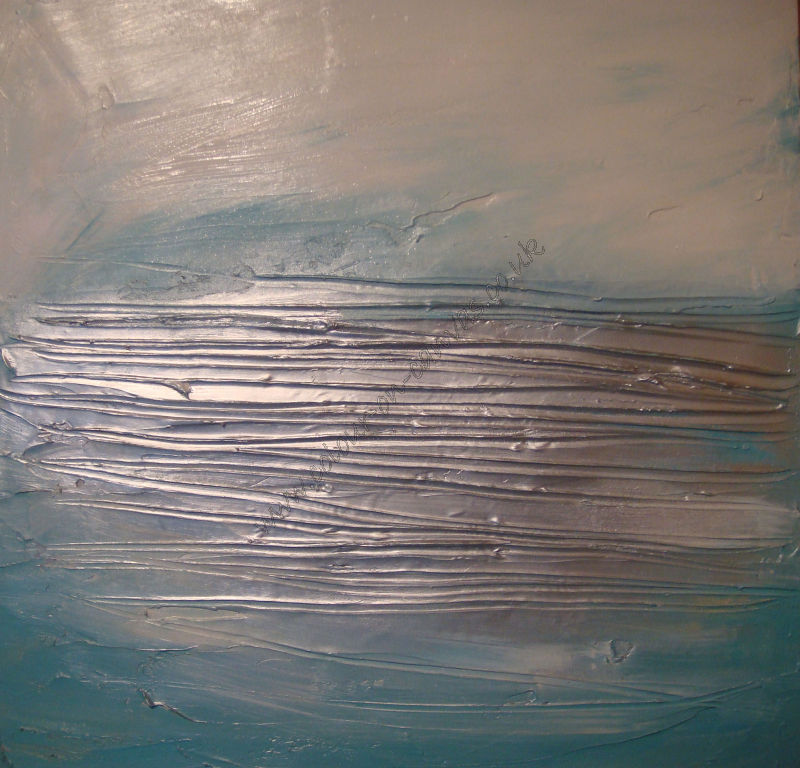'Streamlined - Soft Blues'