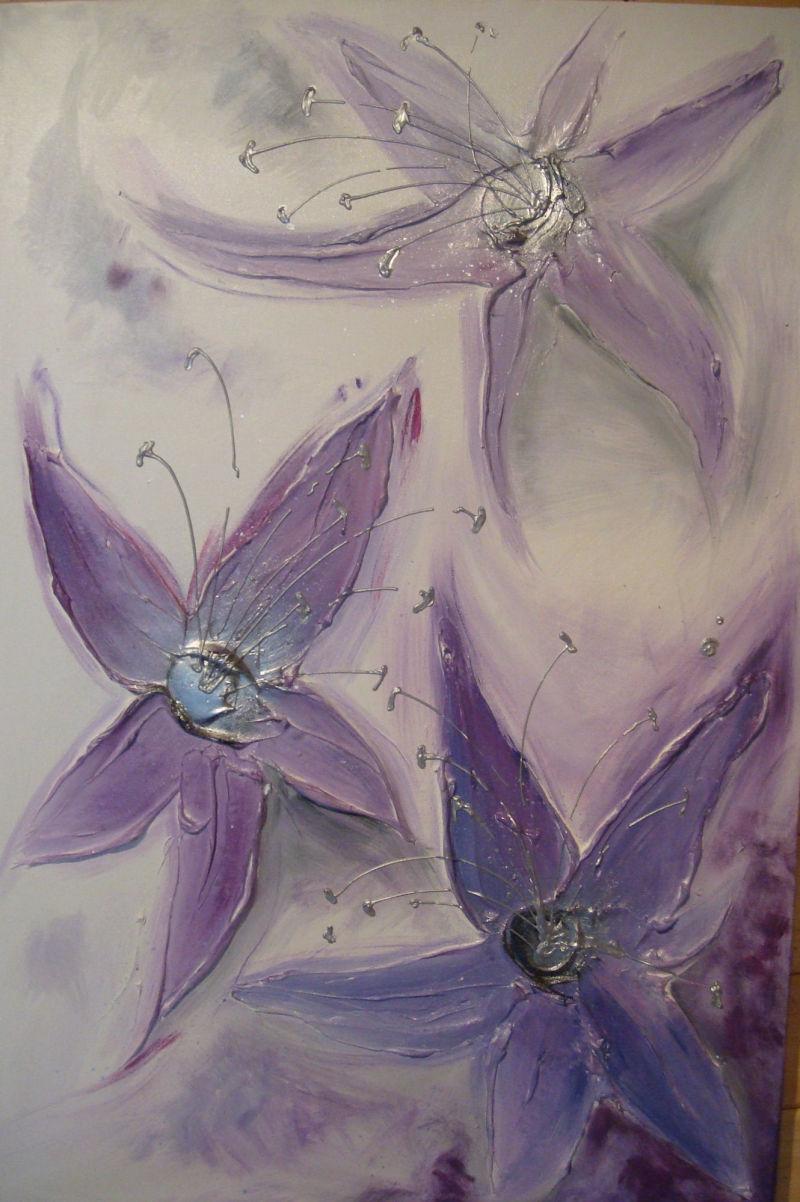 'Purple/Lilac Lilys'