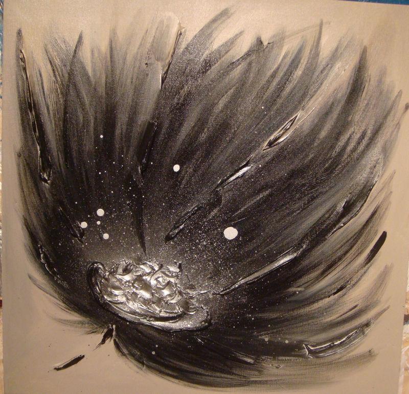 'Black Breeze Flower'