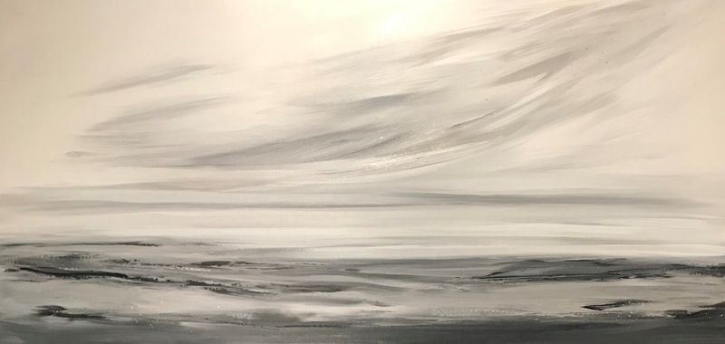 'Storm - Greys/Silver'