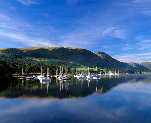 Ullswater from Pooley Bridge