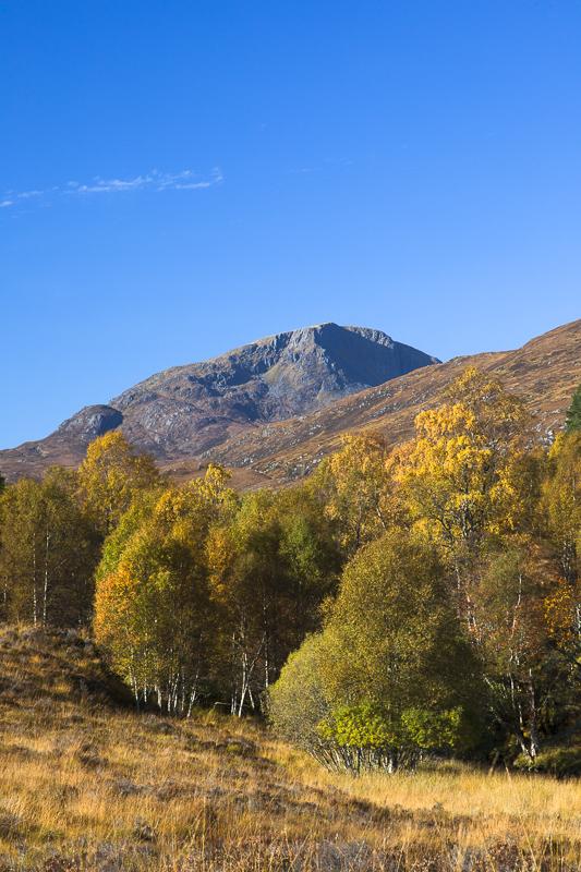 Sgurr na Lapaich, Glen Affric