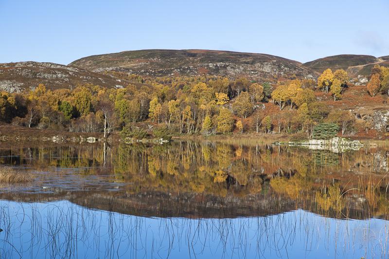 Loch nam Faoileag, Culnakirk above Drumnadrochit, Loch Ness