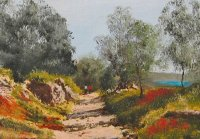 A Walk Through The Special Place, Kefalonia - SOLD