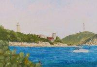 The Lighthouse,  Fiskardo, Kefalonia - SOLD