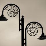Lyme Regis, Ammonite lights