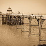Clevedon, The Pier