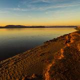 River Kent sunset