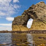 Devon, Thurlestone Rock 1