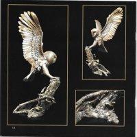 """Silent Shadow"" Bronze Ltd Ed."