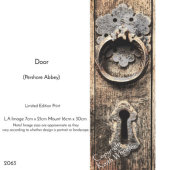 Church Door (Pershore)