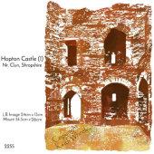 Hopton Castle, nr Clun, Shropshire