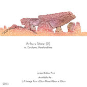 Arthurs Stone, Dorstone, Hereford (2)