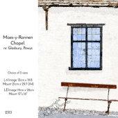 Maes-y-Ronnen Chapel, Glasbury, Powys