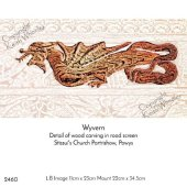 Wyvern (Rood Screen St. Issui's Partrishow