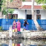Laundry: Kerala Backwater