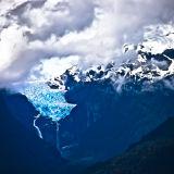 Hanging Glacier: En Route South