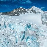 Glacier Formation: Alaska Range