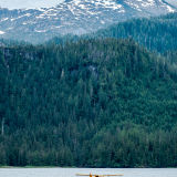 US Officials arrive by Float Plane: Misty Fjord