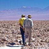 Salt Flats: Atacama Desert