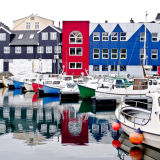 Tørshavn Harbour: Færo Islands