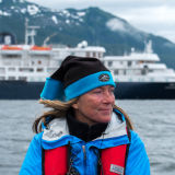 Kristine: Assistant Expedition Leader