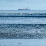 'Caledonian Sky' Off Kayak Island