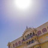Palace Hotel: Samode Village