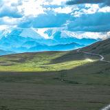 Mount McKinley Range from Eielson Visitor Centre