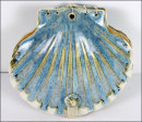 Scallop Shell Journal, front
