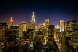 Midtown New York at Night